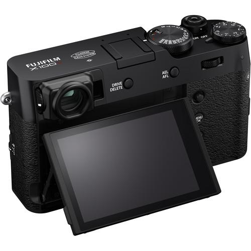 Фотоаппарат FUJIFILM X100V (черный)