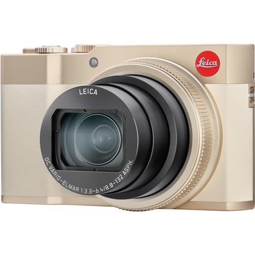 Фотоаппарат Leica C-LUX (Золотистый)