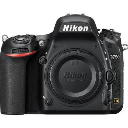 Фотоаппарат Nikon D750 Body без WiFi