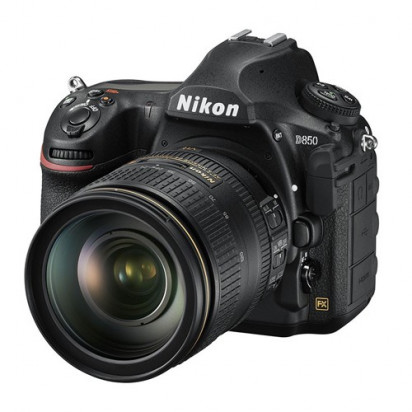 Фотоаппарат Nikon D850 kit 24-120mm f/4G ED VR