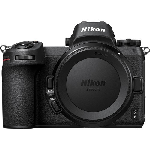 Фотоаппарат Nikon Z6 body + FTZ Adapter kit