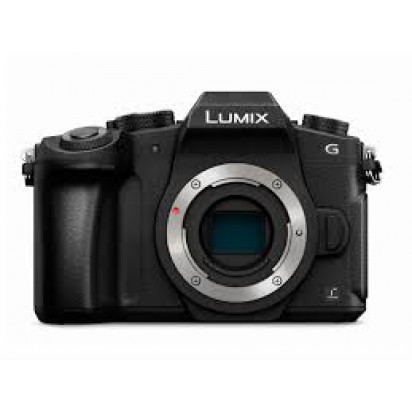 Фотоаппарат Panasonic Lumix DMC-G85M Body