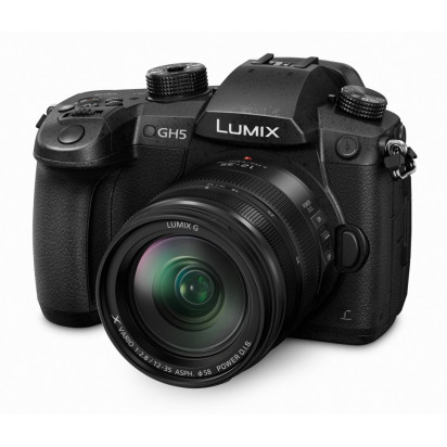 Фотоаппарат Panasonic Lumix DC-GH5 kit 12-35mm f/2.8 II