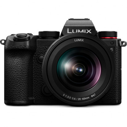 Цифровая фотокамера Panasonic Lumix DC-S5 kit 20-60mm