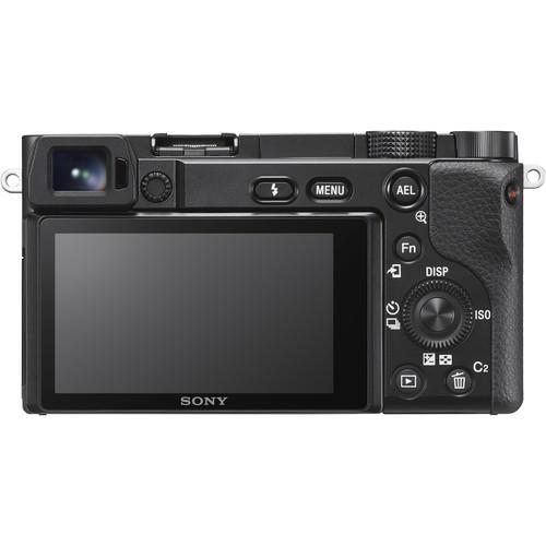 Фотоаппарат Sony Alpha A6100 Body (меню на английском языке)