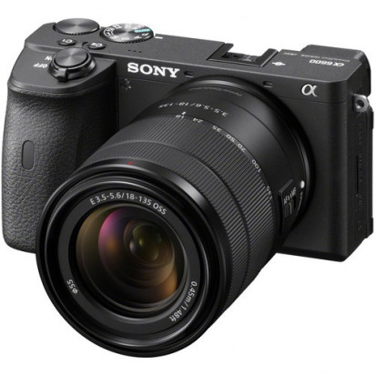 Фотоаппарат Sony Alpha A6600 kit 18-135mm гарантия 2 года!!!