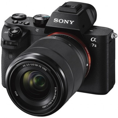 Фотоаппарат Sony Alpha A7 II kit 28-70mm гарантия 2 года !!!