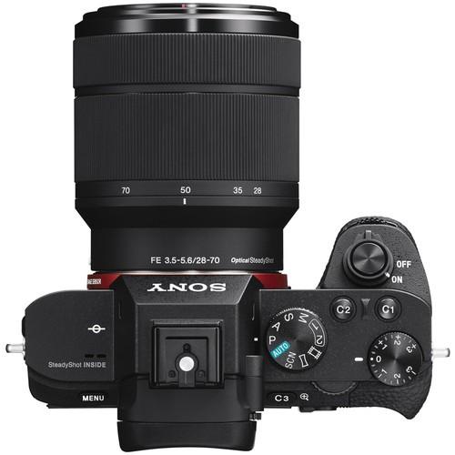 Фотоаппарат Sony Alpha A7 II kit 28-70mm f/3.5-5.6 OSS