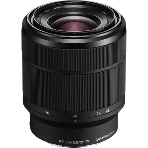 Фотоаппарат Sony Alpha A7 III kit 28-70mm