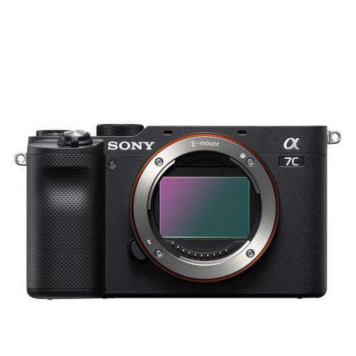 Фотоаппарат Sony Alpha A7C (черный)