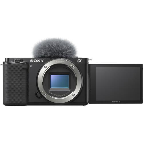 Фотоаппарат Sony ZV-E10 kit 16-50mm
