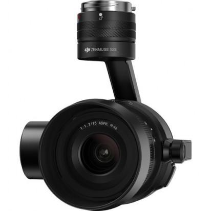 Камера DJI Inspire 2 - Zenmuse X5S c объективом