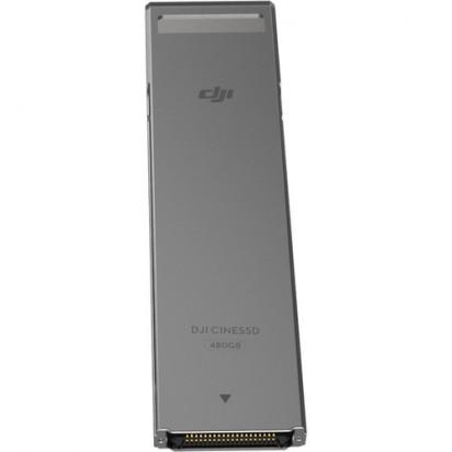 Твердотельный накопитель CINESSD (480 Гб) для DJI Inspire 2 (Part 02)