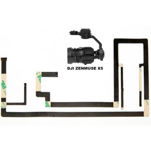 Шлейф на DJI ZENMUSE X5 GIMBAL RIBBON CABLE