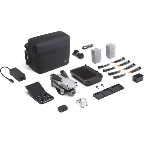 Дрон DJI Air 2S Fly More Combo c Smart Controller