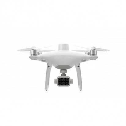 Дрон DJI Phantom 4 Multispectral с мобильной станцией D-RTK 2 High Precision GNSS
