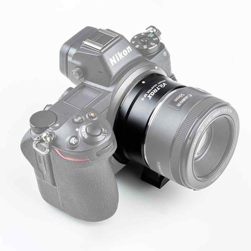 Переходник Viltrox EF-Z для объектива Canon на камеры Nikon Z