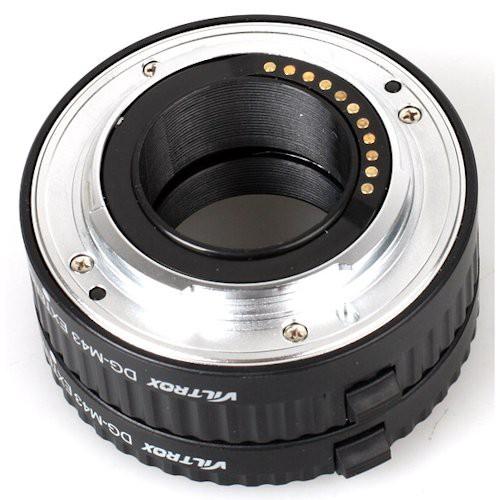 Макрокольца Viltrox DG-FU Extension Tube для Fujifilm