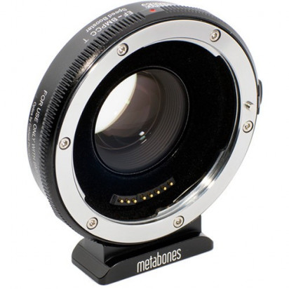 Переходник Metabones Canon EF Lens на Blackmagic Pocket Cinema Camera T Speed Booster 0.58x