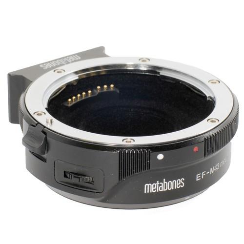 Переходник Metabones T Smart Adapter для Canon EF и Canon EF-S Mount Lens на Select MFT-Mount