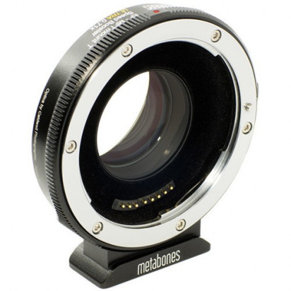 Переходник Metabones T Speed Booster Ultra 0.71x II Adapter для Canon Full-Frame EF-Mount на MFT-Mount