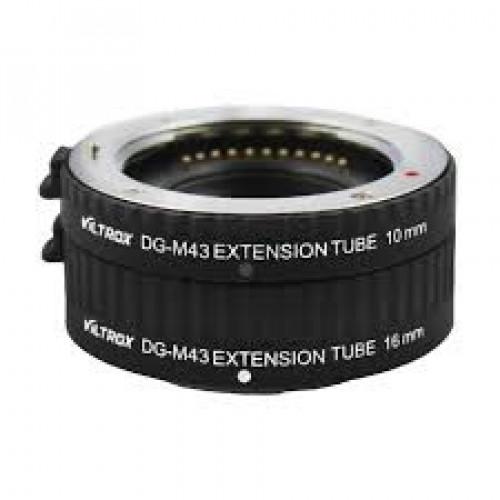 Макрокольца Viltrox DG-M43 Extension Tube для M4/3 mount