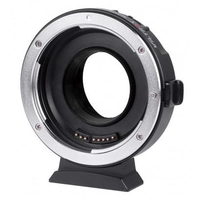 Переходник c автофокусом Viltrox EF-M1 (Canon EOS EF Lens на M4/3 Mount)