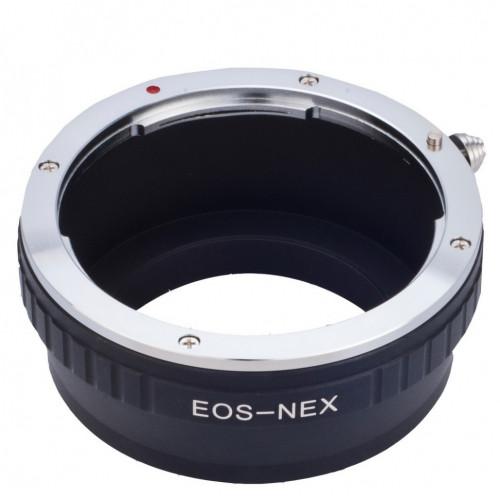 Переходник Canon EOS EF Lens на Sony E Mount