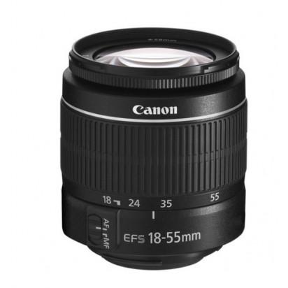 Объектив Canon EF-S 18-55mm f/3.5-5.6 III
