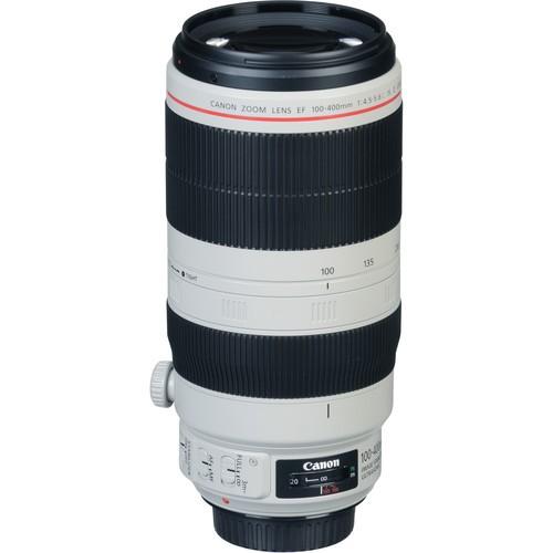 Объектив Canon EF 100-400mm f/4.5-5.6L II IS USM