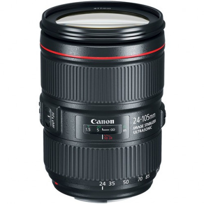 Объектив Canon EF 24-105mm f/4.0L IS USM II