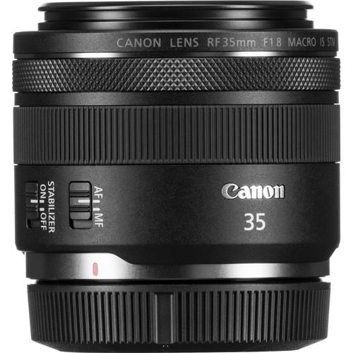 Объектив Canon RF 35mm f/1.8 IS Macro STM