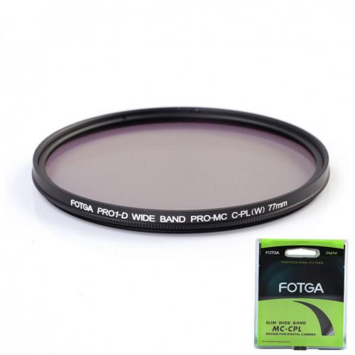 Фильтр Fotga PRO1-D Ultraslim MC CPL 67mm