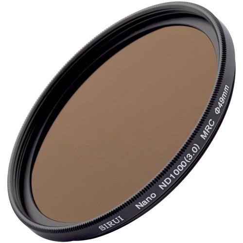 Фильтр Sirui 49mm Nano MC ND 3.0 Filter (10-Stop)