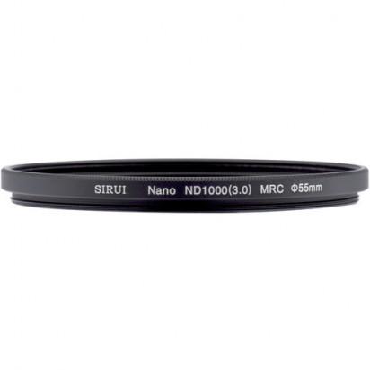Фильтр Sirui 58mm Nano MC ND 3.0 Filter (10-Stop)