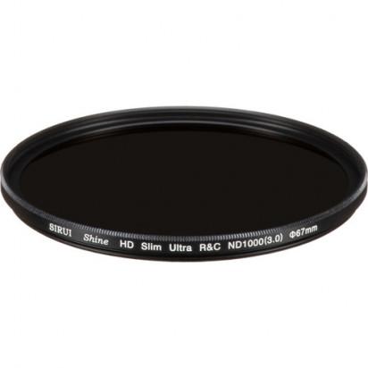 Фильтр Sirui 67mm Nano MC ND 3.0 Filter (10-Stop)