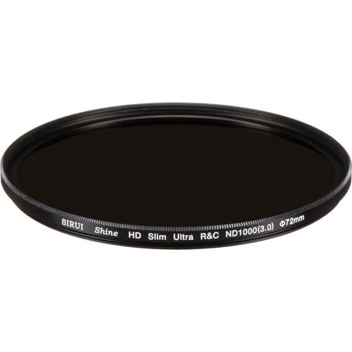 Фильтр Sirui 72mm Nano MC ND 3.0 Filter (10-Stop)