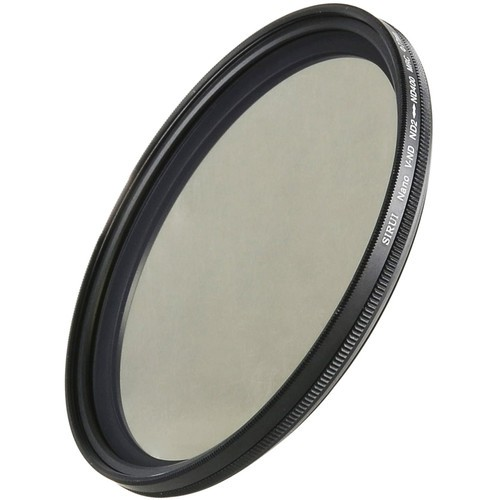 Фильтр Sirui 77mm Variable Neutral Density 0.3 to 2.4 Filter (1 to 8-Stop)