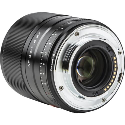 Объектив Viltrox AF 23mm f/1.4 E Lens for FUJIFILM X-Mount