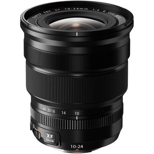 Объектив Fujifilm XF 10-24mm f/4 R OIS WR