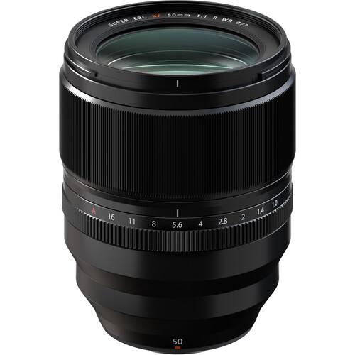 Объектив FUJIFILM XF 50mm f / 1.0 R WR