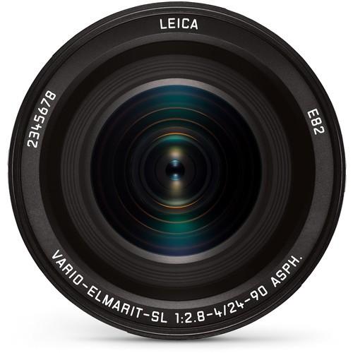 Объектив Leica Vario-Elmarit-SL 24-90mm f/2.8-4 ASPH.