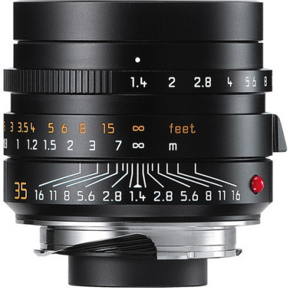 Объектив Leica Summilux-M 35mm f/1.4 ASPH. (Black)