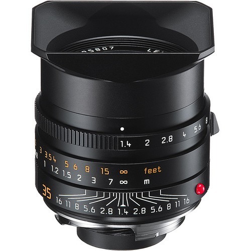 Объектив Leica Summilux-M 35mm f/1.4 ASPH. (Black)