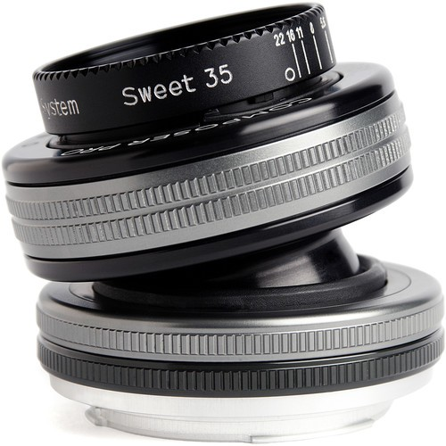Объектив Lensbaby Composer Pro with Sweet 35 Optic for Canon EF