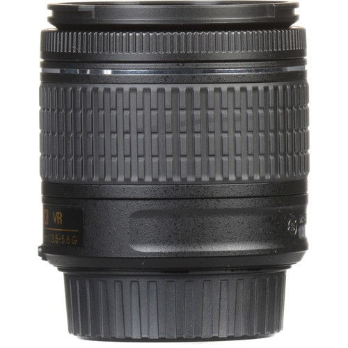 Объектив Nikon AF-P DX NIKKOR 18-55mm f/3.5-5.6G VR