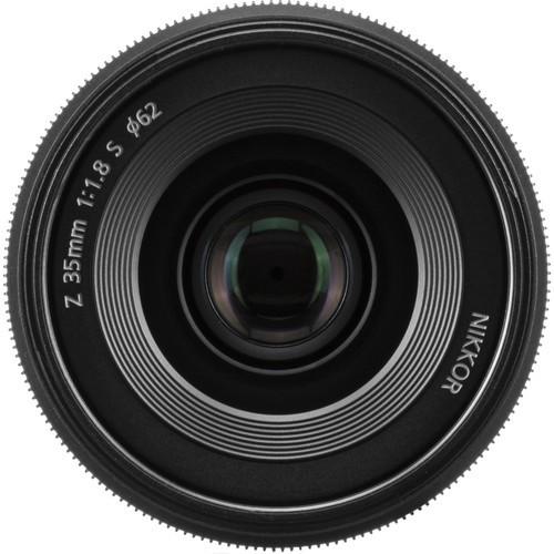 Объектив Nikon NIKKOR Z 35mm f/1.8 S