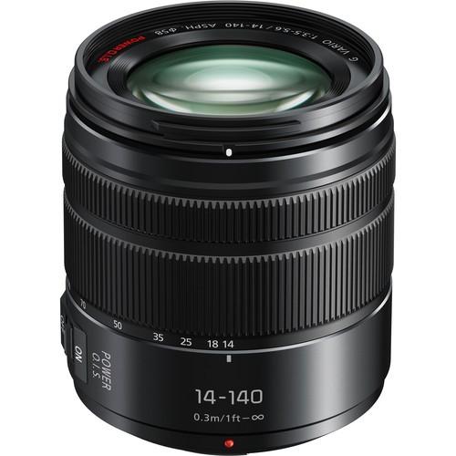 Объектив Panasonic Lumix G Vario 14-140mm f/3.5-5.6 ASPH.
