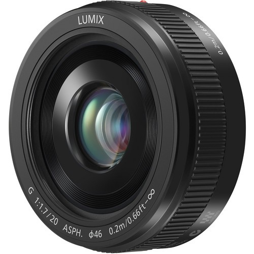 Объектив Panasonic Lumix G 20mm f/1.7 II ASPH.