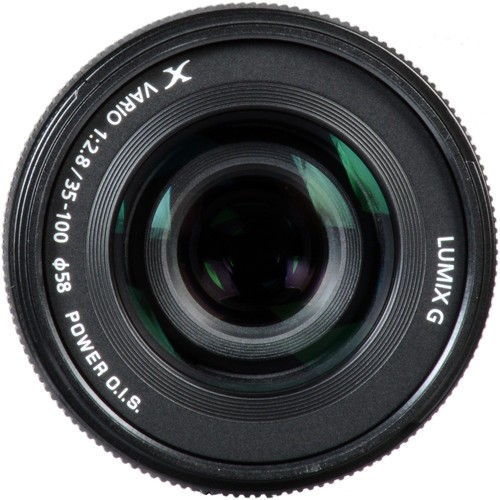 Объектив Panasonic Lumix G X Vario 35-100mm f/2.8 II POWER O.I.S.